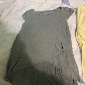 Grey American Eagle shirt